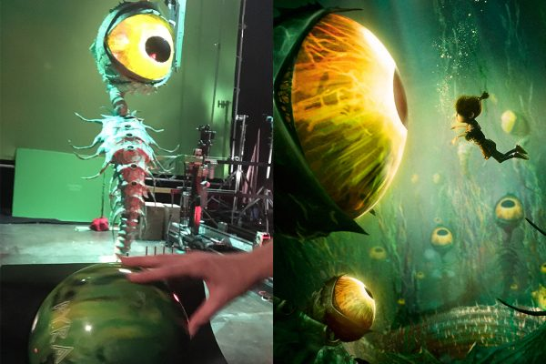 kubo and the two strings laika si magia stop motion