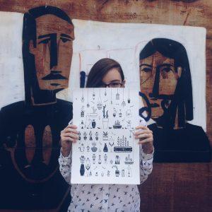 Interviu cu Ana Fornoga sau, pe scurt, Mura