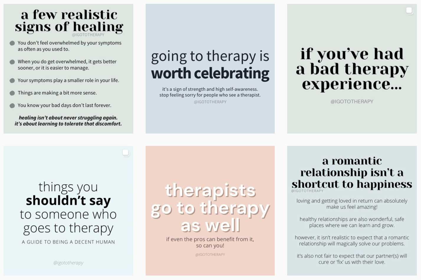 igototherapy